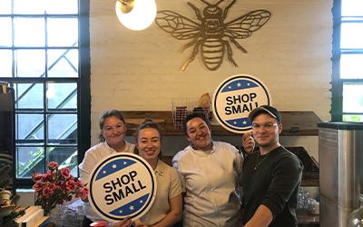 Shop Small Polk